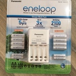 Panasonic Eneloop Rechargeable Battery Pack (8*AA and 4*AAA) $34.99 @ Costco (Membership Required)