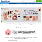 "Free 6""×4"" Photo And Free Personalised Mother's Day Card At Harvey Norman"
