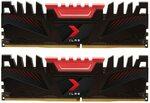 PNY XLR8 16GB (2x8GB) DDR4 3200MHz C16 Desktop RAM (MD16GK2D4320016AXR) $120.69 + Delivery (Free with Prime) @ Amazon US via AU