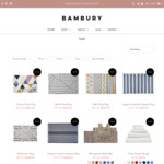 50% off Blankets and Sheet Sets at Bambury -(eg Zuni Ultraplush Blanket $34.95) ($10 Ship Free over $75)