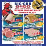 [QLD] Lamb Racks $12.99/kg @ Big Gun Wholesale Meats -  Brisbane