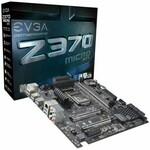 EVGA Z370 121-KS-E375-KR Micro ATX LGA1151 Motherboard $127 + Delivery @ i-Tech