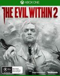 [XB1] The Evil Within 2 $5.00 + Delivery ($0 with Prime/ $39 Spend) @ Amazon AU