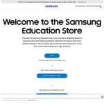 """Samsung Monitors - 27"""" CJG54 - $426.55, 32"""" CJG54 - $474.05, 32"""" UJ590 - $531.05 Delivered @ Samsung Education Store"""