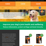 40% off Sitewide + Free Delivery @ Rose Hip Vital Canine