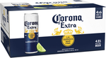Corona Extra Beer Case 24x 355ml Cans $56 ($36 with $20 Zip Pay New Customer Discount) @ Carlton United Breweries Catch