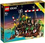 LEGO 21322 Pirates of Barracuda Bay $239.20 @ David Jones