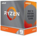 AMD Ryzen 9 3900XT without Cooler $727.60 + Shipping ($0 with Prime) @ Amazon US via AU