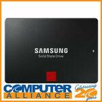"Samsung 860 PRO 1TB 2.5"" SATA SSD $284.05 Delivered @ Computer Alliance eBay"