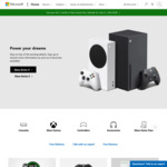 [Preorder] Xbox Series X $749 (Out of Stock), Xbox Series S $499 @ Microsoft Australia