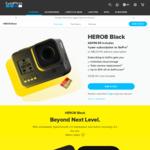 GoPro HERO8 Black + 32GB SanDisk + 1 Year GoPro Subscription $459.95 @ GoPro