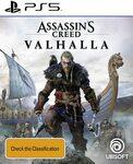 [Pre Order, PS5] Assassin's Creed Valhalla $79 Delivered @ Amazon AU