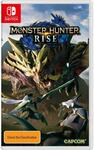 [Switch, Pre Order] Monster Hunter Rise $69 (+ Delivery/Free C&C) @ JB Hi-Fi