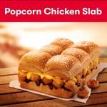 Popcorn Chicken Slab $10.95 @ KFC