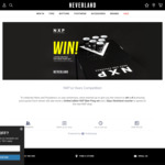 Win 1 of 2 Nena and Pasadena Beer Pong Table & $250 Neverland Store Voucher Packages from Neverland Store