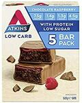 Atkins Cookies and Cream Bars 5 Pack $4.62 (Sub & Save) + Delivery ($0 with Prime) @ Amazon AU