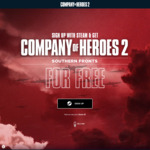 [PC] Free DLC - Company of Heroes 2: Southern Front Mission Pack (Was $5.99) @ SEGA