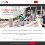 Join Qantas Business Rewards Free by 8 November (ABN Required, Normally $89.50)
