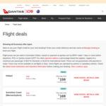 New Routes: Qantas Launches Canberra to Sunshine Coast $169, Cairns $199 and Hobart $159 @ Qantas.com