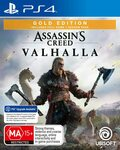 [PS4] Assassin's Creed Valhalla - Gold Edition $79 (Was $139.95) Delivered @ Amazon AU