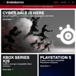 SteelSeries Cyber Sale: Arctis Pro + GameDAC US$209.98 (~A$288.65) Shipped @ SteelSeries