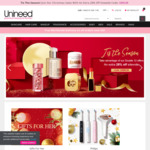 Extra 28% off Sitewide for Double 12 Festival @ Unineed AU