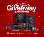 Win 1 of 7 Gaming Prizes from ViewSonic/Cooler Master/PowerColor/etc