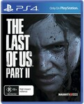 [PS4] The Last of Us Part II $20 + Delivery / Free Pick Up @ Big W