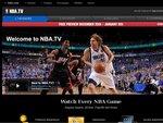 NBA International League Pass Broadband 15% off
