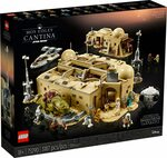 LEGO Star Wars Mos Eisley Cantina - 75290 $449 Delivered @ Amazon AU