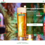 Buy One Pint of Heineken and Get One Free at Participating Restaurants (Excluding QLD)