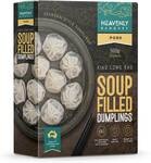 50% Off Heavenly Banquet Pork Soup Filled Dumpling 500g $7.50 @ Woolworths
