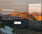 Free Experian Credit Score & Credit Report @ ClearScore