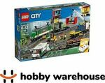 LEGO City Cargo Train (60198) $195.20 ($299 RRP) Delivered @ Hobby Warehouse eBay