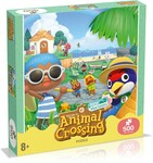 Animal Crossing: New Horizons 500 Piece Jigsaw Puzzle $7 (Was $14) + Delivery ($0 C&C) @ BIG W