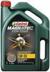 Castrol Magnatec Stop-Start 5W-30 5L Full Synthetic Engine Oil $23 (Was $55) + $9.90 Delivery ($0 C&C) @ Repco