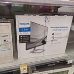 """Philips 24"""" Full HD 1920 x 1080 Monitor V-Line 243V5 $45, E-Line 246E9 $60 @ Kmart (Selected Stores)"""
