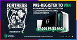 Win an Alienware Gaming PC & 12 Months of Telstra Internet worth $7,020 from Fortress Melbourne