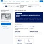 AmEx Platinum Charge Card: 300,000 Bonus Points with $3,000 Spend in 3 Months, $1,450 Annual Fee (New Customers Only) @ AmEx