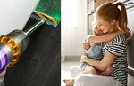 Win a Dyson V15 Detect Total Clean Stick Vacuum Worth $1,399 from Babyology