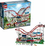 LEGO Creator Expert Roller Coaster 10261 (Sold Out) / Old Trafford - Manchester United 10272 $314 Delivered @ Amazon AU