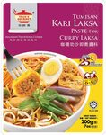 Tean's Gourmet Curry Laksa Paste Curry Laksa $2.72 + Delivery ($0 W Prime/ $39+) @ Amazon