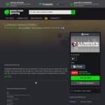 [PC, Steam] Lumines Remastered ($8.60) & Rez Infinite ($14.38) from Green Man Gaming