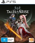 [PS5, XSX] Tales of Arise $65, [Switch, PS4] Paw Patrol The Movie $45, [Switch] Family Trainer $85 Delivered @ Swapware Games