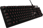Logitech G413 Backlit Mechanical Keyboard $71.40 + Delivery (Free C&C) @ The Good Guys