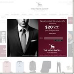 Save $50 When You Spend $150 at TheMensShop.com.au – Limited Time Only!