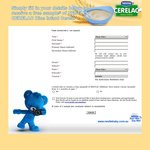 Free Sample of Cerelac Infant Cereal