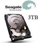 Seagate ST3000DM001 7200rpm 3TB Internal SATA Drive $128  @ ITEstate