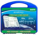 Eneloop NEW Power Pack $50.03 Delivered to Perth (price may vary on location)