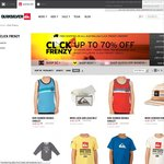 ClickFrenzy Quiksilver up to 70% off
